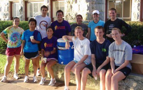 Deans organize campus run