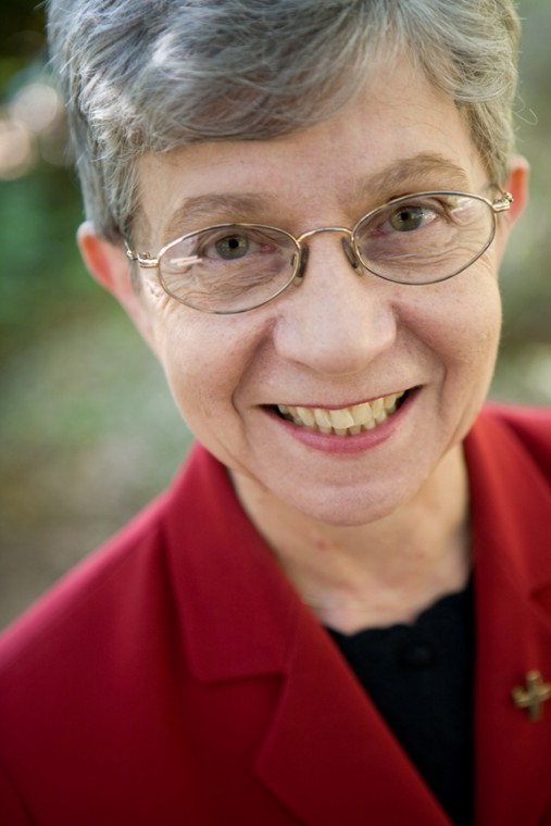 Deans will report directly to Sr. Donna Jurick (shown above) for the next year.