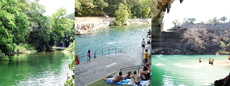 Top Ten Best Places to Go Swimming This Spring