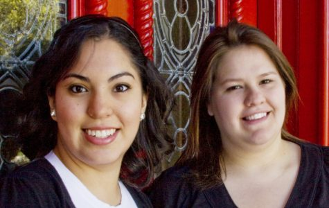 Blanca Garcia and Krista Heiden