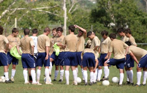 Men's soccer team cuts spring season early