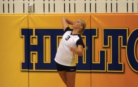 Hilltoppers go 2-1 in SEU Volleyball Classic