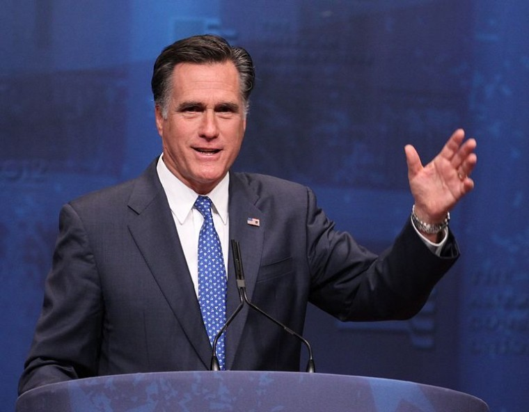 Mitt+Romney+is+the+Republican+Presidential+nominee