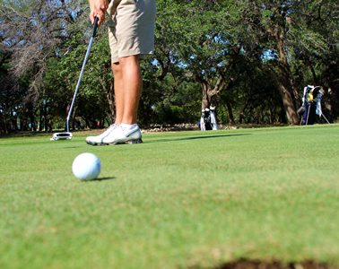Men's golf to play against D-I schools