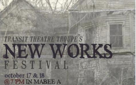 This year's festival takes on the eerie Freshman Studies theme.