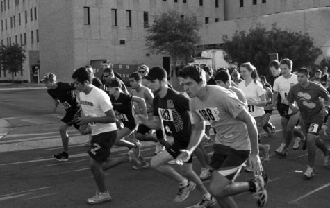 This year's Miles for Mission 5K run will be zombie-themed.