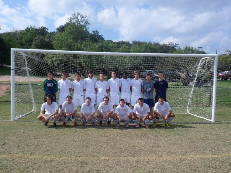 Men's club soccer advanced to regionals for the first time in the team's history.