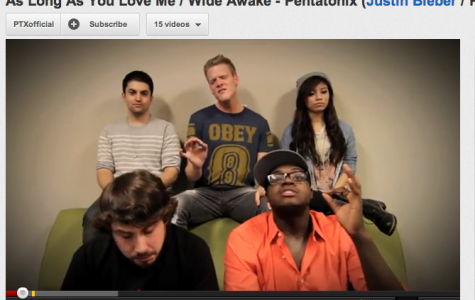 Pentatonix gained a strong fan base through their videos on YouTube.