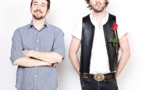 Japandroids are a garage rock phenomenon from Canada.