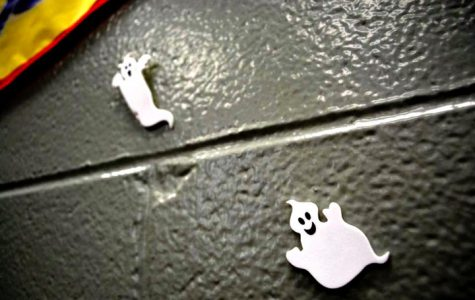 St. Edward's students often report ghostly visitors on campus.