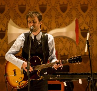 ACL SATURDAY REVIEW: Andrew Bird