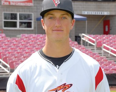 Johnson was drafted to the Giants' farm team and now plays for the Salem-Keizer Volcanoes.