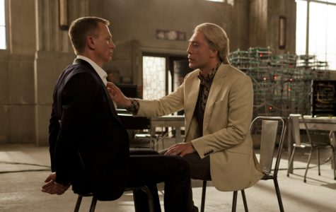 Daniel Craig (left) and Javier Bardem star in Metro-Goldwyn-Mayer Pictures/Columbia Pictures/EON Productions' action adventure