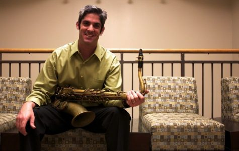 Professor finds fulfillment in teaching and playing music