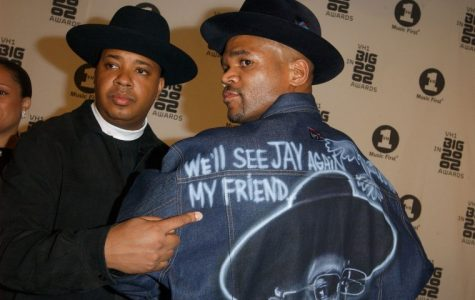 Run and D.M.C. paid tribute to the late Jam Master Jay.