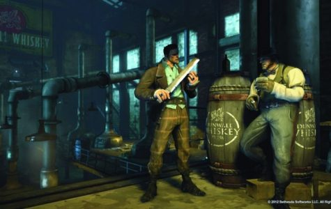 "Austin-based Arkane Studios releases ""Dishonored"" video game"