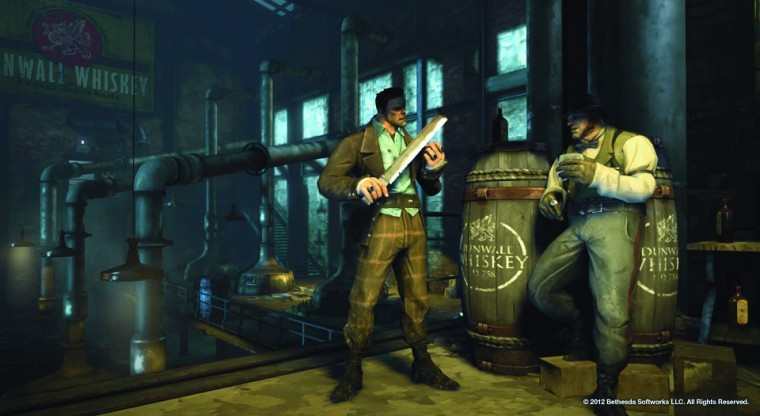 The+video+game+%22Dishonored%22+was+developed+by+Arkane+Studios%2C+an+Austin-based+company.%0A