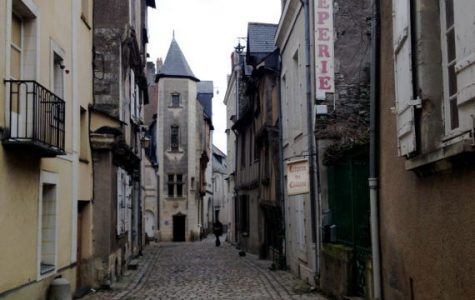 ANGERS: Arrival and first week
