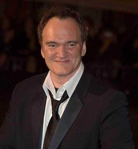Quentin Tarantino is an acclaimed film director.