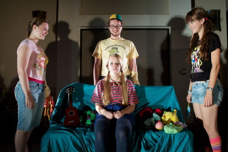 Transit Theatre Troupe also produces an annual New Works Festival during the fall semester.