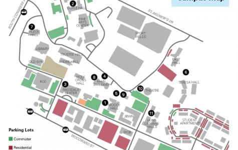 Check out these noteworthy spots around campus.