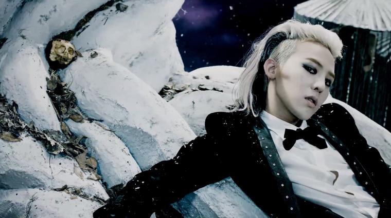 G-Dragon's new video,