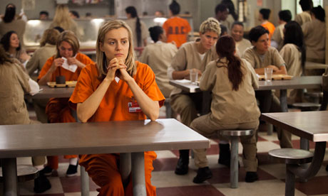 """Orange is the New Black"" released to Netflix subscribers"