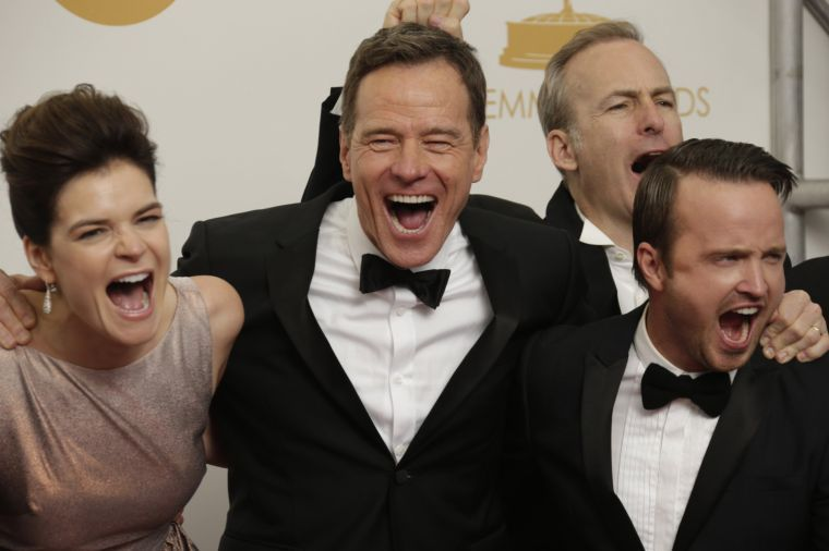 %22Breaking+Bad%22+cast+members+backstage+the+65th+Annual+Primetime+Emmy+Awards+on+Sunday.%C2%A0