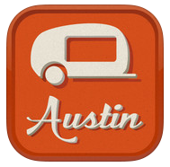 (available for iPhone)The Austin Food Carts app helps any Austinite iPhone user to conveniently locate and track the mobile food trucks scattered around the city.