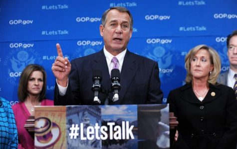 Many Americans want Speaker John Boehner to be replaced.