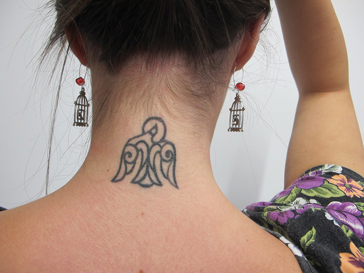 Dove Tattoo Signifies Rebirth Spiritual Growth And Peace Hilltop