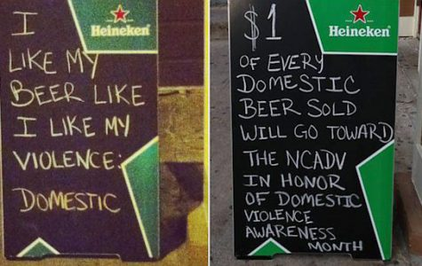 Boycott not needed for local bar's distasteful sign, move on