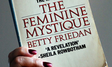 "Book review: ""The Feminine Mystique"""