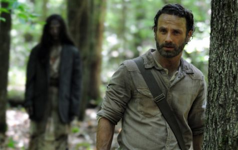 """The Walking Dead"" makes up for flaws with drama, tension"