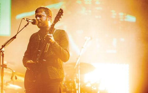 Kings of Leon performed a polished yet disengaged set.
