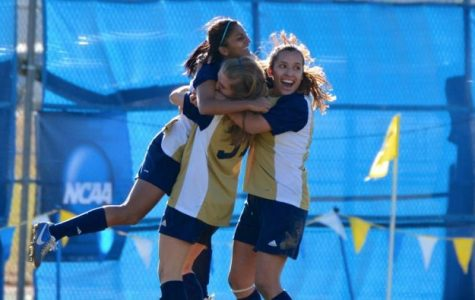 Women's soccer still undefeated