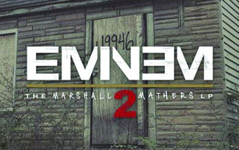 Eminem's new LP a nostalgic hit-and-miss return to his roots