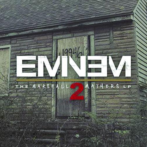 The album often makes references to Eminem's third album.