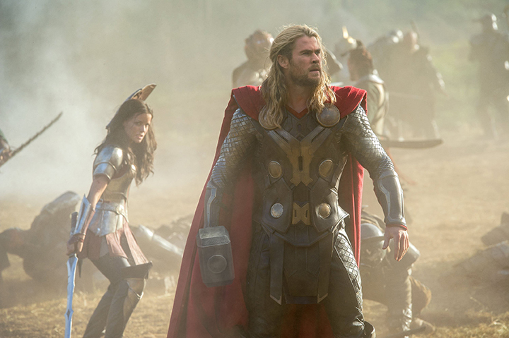 The+stakes+in+the+latest+%22Thor%22+movie+are+not+high+enough+to+have+an+impact.