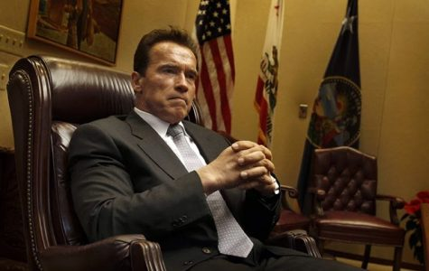 Terminator to announce a run for president if legally eligible