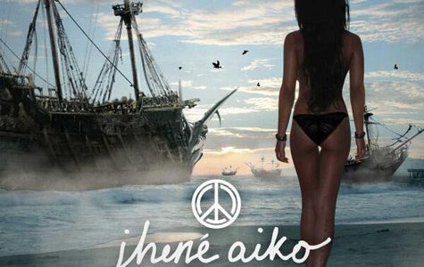 Jhené Aiko's latest EP is filled with mellow but engaging R&B