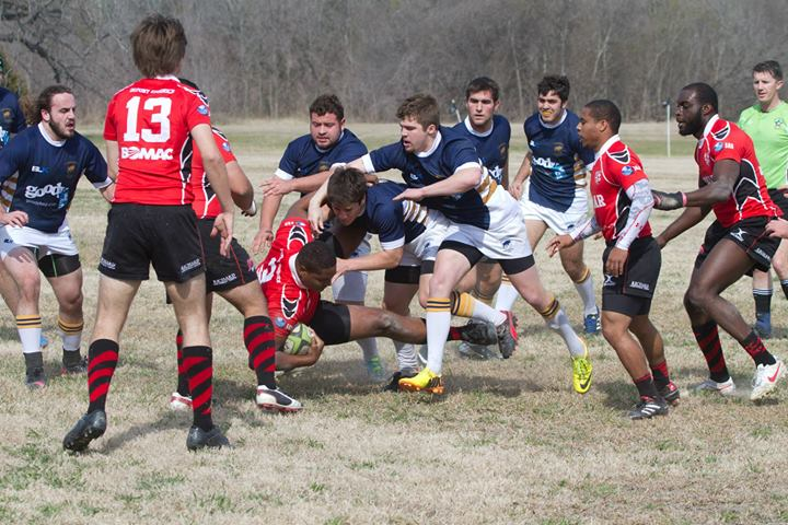 Neveu has worked with the men's rugby team to help create a women's team at St. Edward's.