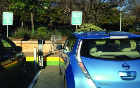 Electric vehicles deserve own parking spaces throughout Austin