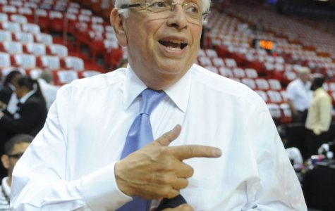 On Feb. 1 David Stern stepped down as NBA commissioner