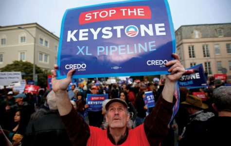 Pipeline inevitable, time for president to approve project