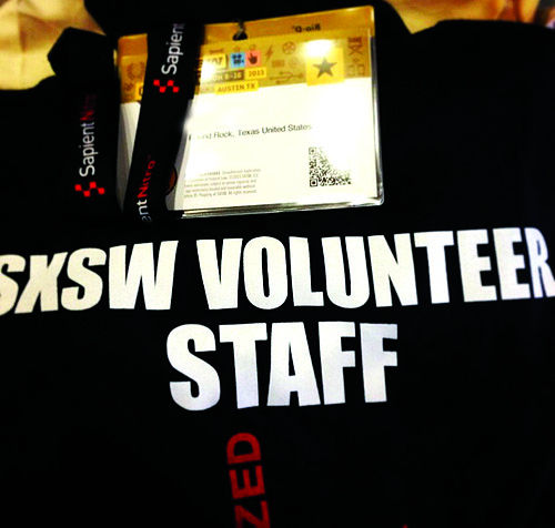 SXSW offers volunteers affordability for music and film events