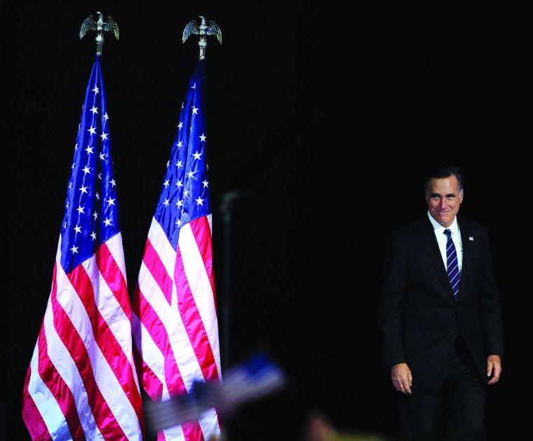 The documentary covers Mitt Romney's run for presidency.