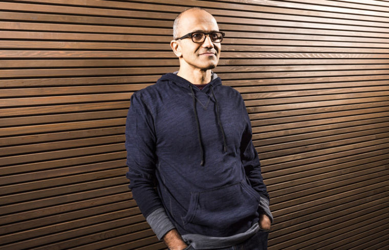 Microsoft+announces+new+CEO+who+can+take+on+Google