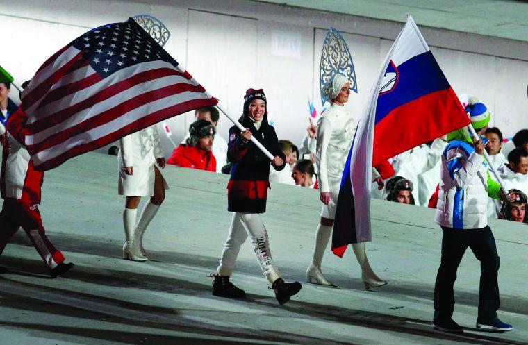 Team USA won 28 total medals, including nine gold medals.