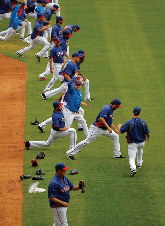 The 2014 Major League Baseball season began on Monday.